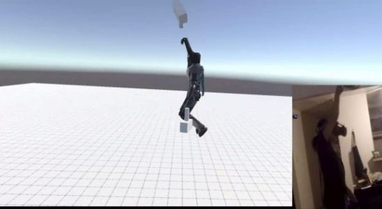 Fly like Thor in this VR experiment