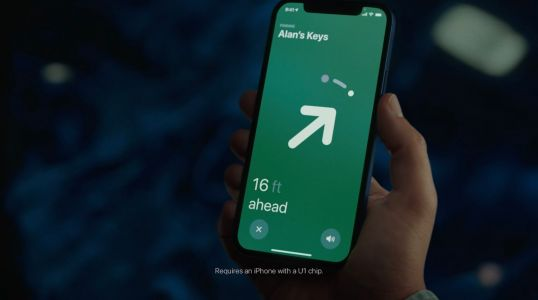 Apple officially unveils AirTag item tracker