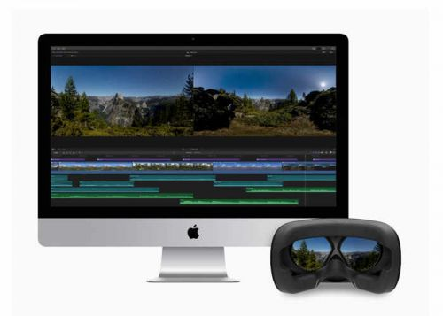 Final Cut Pro X Now Offers 8K Video Editing With Extended VR Video Support
