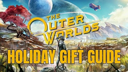 The Outer Worlds Gifts and Merchandise Guide