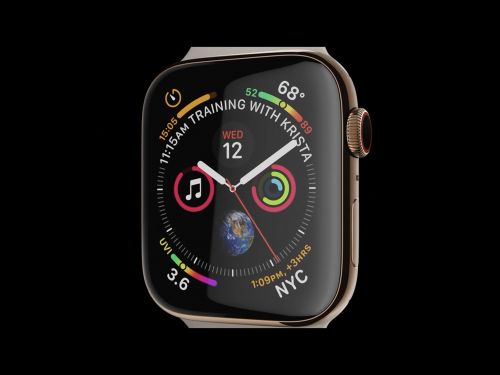 The Apple Watch Series 4 Sets the Standard for Mobile Health Monitoring