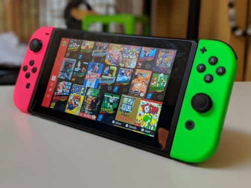 How to play NES games online with friends on your Switch