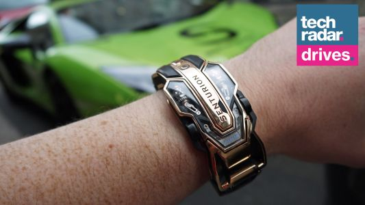 This wearable supercar key probably costs more than your actual car
