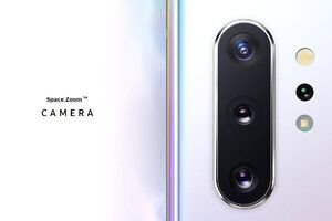 Why is the Galaxy S11 camera named 'Hubble'? Because it can do 'Space Zoom'