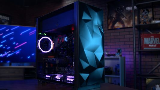 Quick Look: Rosewill Prism S Gaming PC Towers