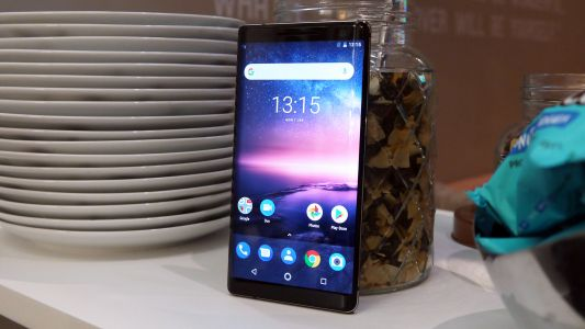 Nokia 8 Sirocco is now available to buy in the UK