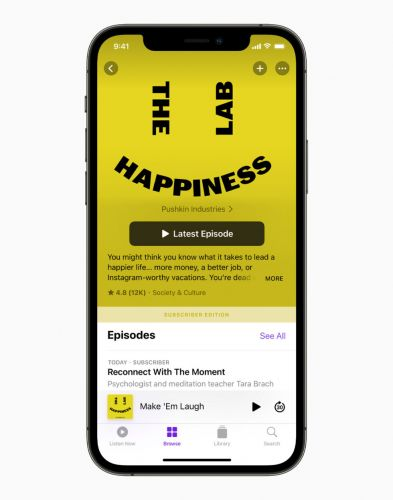 Apple's podcast subscriptions went live today-with a 30 percent cut
