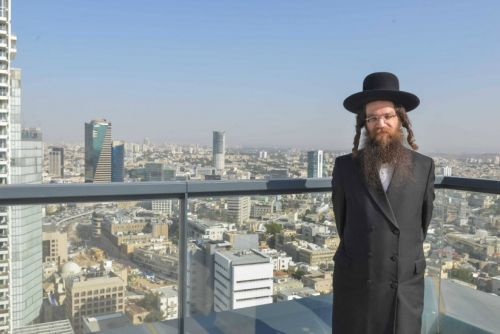 New Coworking Space Gives Haredi Entrepreneurs a Gateway to High Tech