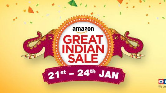 Amazon Great Indian Sale starts on 21 January with offers on phones, laptops, electronics and more