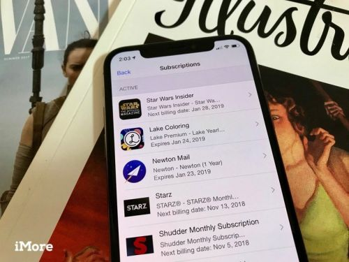 It's never a bad time to re-evaluate your App Store subscriptions