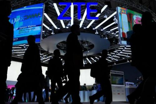 U.S., China agree on outline to end ZTE ban