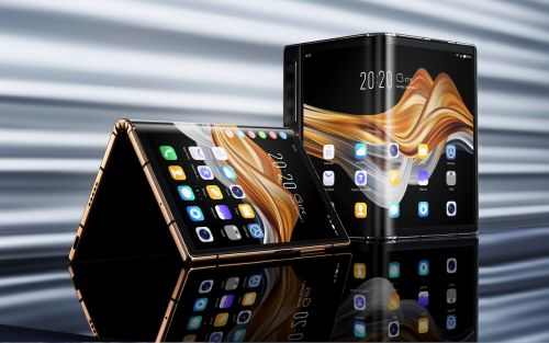 Royole FlexPai 2 5G foldable phone officially launched