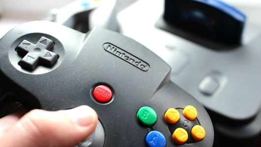 First photos of Nintendo 64 Classic Mini appear with telltale controller ports