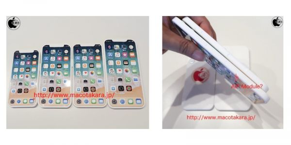 Images claim to show iPhone 12 dummy units with relocated SIM tray to make room for 5G AiP