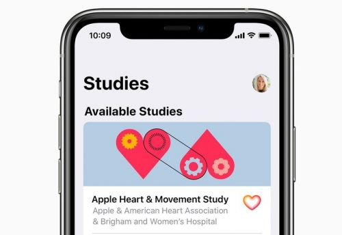 Apple updates Research app with new hearing test and COVID-19 survey