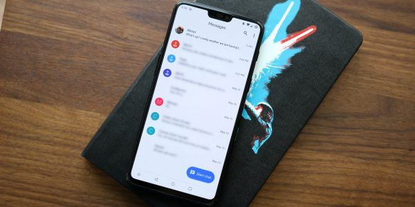 Android Messages 3.5 rolling out w/ Material Theme and dark mode