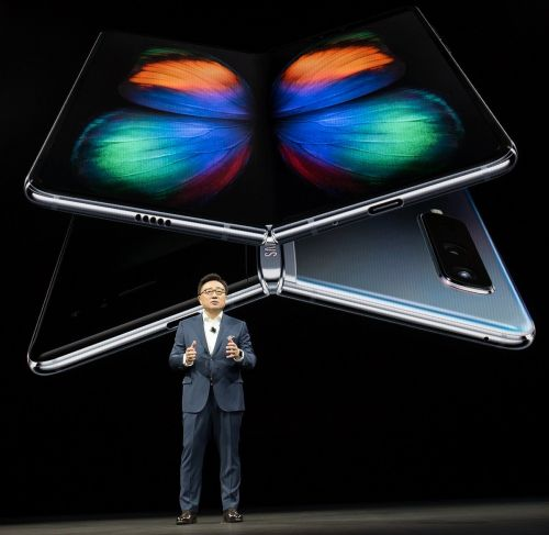 Samsung Galaxy Fold Premier Service Goes Live In The US