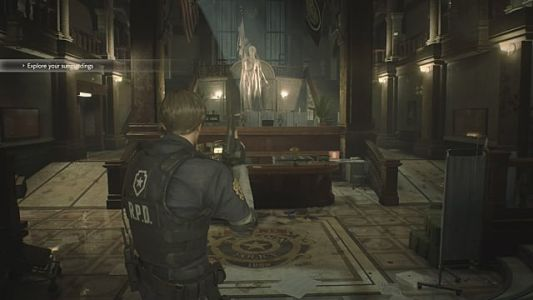 Resident Evil 2 Remake Demo May Be Shambling to Consoles