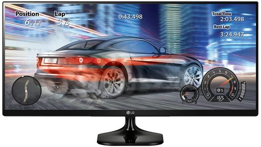 This ultra-wide LG monitor is just £124.99 for Amazon Prime Day