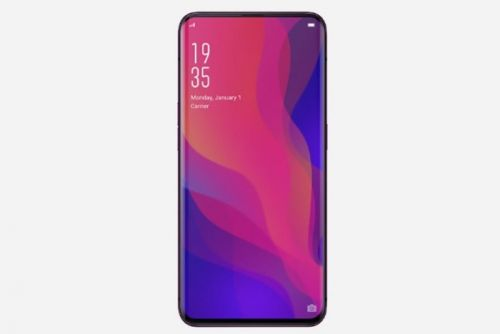Oppo Find X Gets Unboxed
