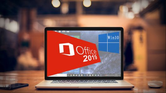 Get the latest version of Windows 10 & Office 2019 at a good price!