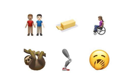 Here are all the new emoji coming to the iPhone in the fall