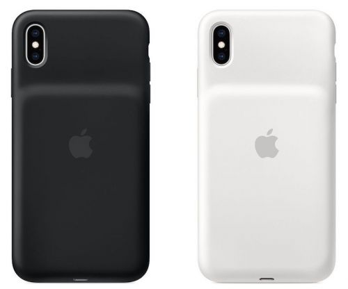 Smart Battery Case for iPhone XS Not Compatible With iPhone X