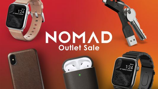 Deals: Save Up to 70% on Apple Accessories During Nomad's Latest Outlet Sale