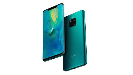 Huawei Mate 20 family goes official w/ tri-camera setup, in-display fingerprint reader, 4,200mAh battery