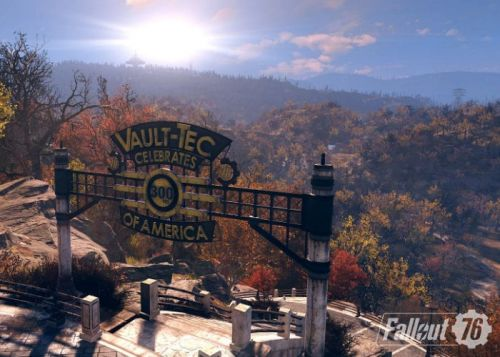 Fallout 76 Interactive Map Now Available