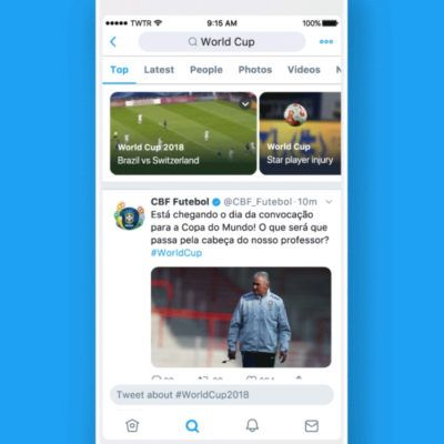 Twitter Making Changes To Moments, Search, Explore, Your Feed