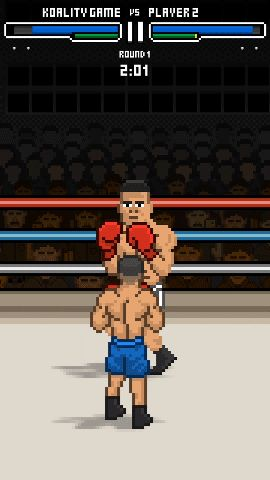 'PrizeFighters' is an Upcoming 'Punch Out!'-Alike with RPG Elements that Looks Awesome