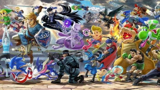 Best fighters in Super Smash Bros. Ultimate