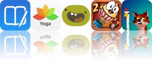 Today's Apps Gone Free: Easy Calendar, Yoga, Avocado Stickers and More