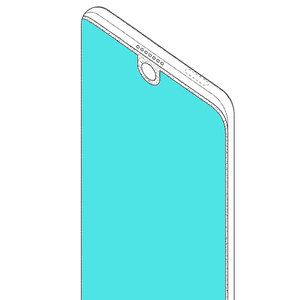 Samsung is doing a notch display? Patent reveals what the Infinity-U is