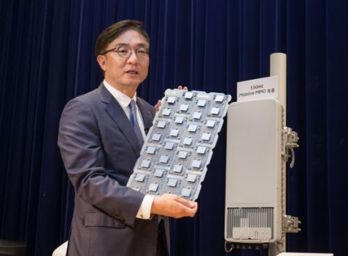 Samsung promises secure 3.5GHz gear for South Korea's December 5G launch