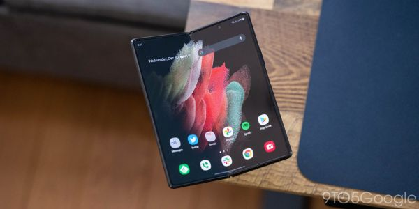 Samsung's site says the Galaxy Z Fold 2 is 'no longer available' in the US