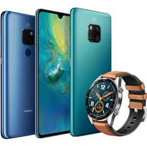 Watch the Huawei Mate 20 Pro and Watch GT event livestream here