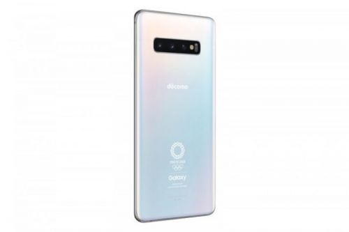 Samsung Galaxy S10+ Olympic Edition launched