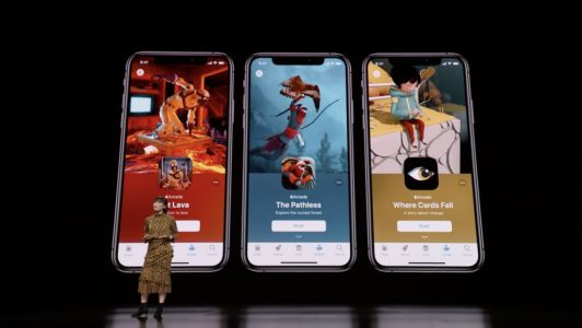 Apple Arcade is a New Game Subscription Service for iOS Devices, Apple TV and Mac