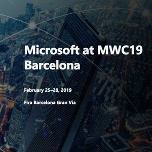 Microsoft sets up surprising MWC 2019 event, but don't get too excited