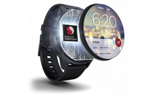 The Snapdragon Wear 4100 is Qualcomm's first smartwatch upgrade in six years