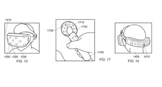 Sony patent may hint at features of rumored PSVR 2