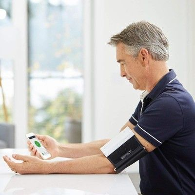 Keep tabs on your body with the $79 QardioArm wireless blood pressure cuff