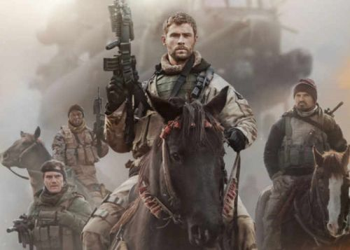 New 12 Strong Trailer Starring Chris Hemsworth