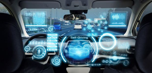 Driverless Cars Will Cause Increased Sex On The Road, Per Study