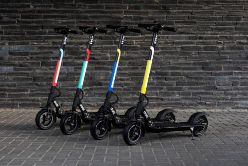Mobility startup Dott raises $23 million for its durable electric scooters and bikes