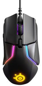 SteelSeries Rival 600 mouse packs TrueMove3+ dual optical sensor system