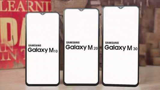 Samsung's new Galaxy M phones aim to take on cheap Chinese rivals