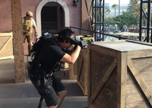 Awesome Comic Con Jack Ryan VR Adventure